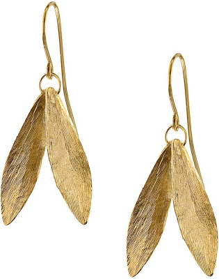 catherine zoraida leaf earrings2