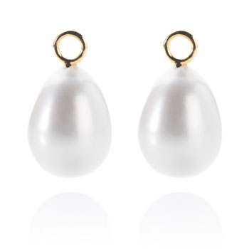 Annoushka Classic Baroque Pearl Earring Drops