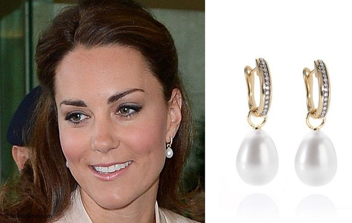 Annoushka Classic Baroque Pearl Earring Drops3