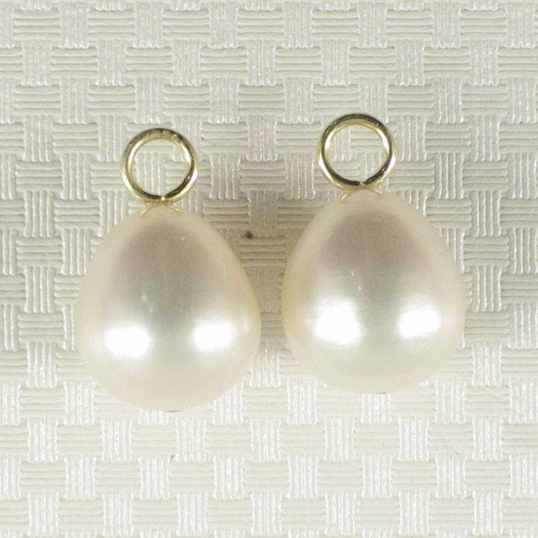 Ebay 9.5 - 10mm pearl drops