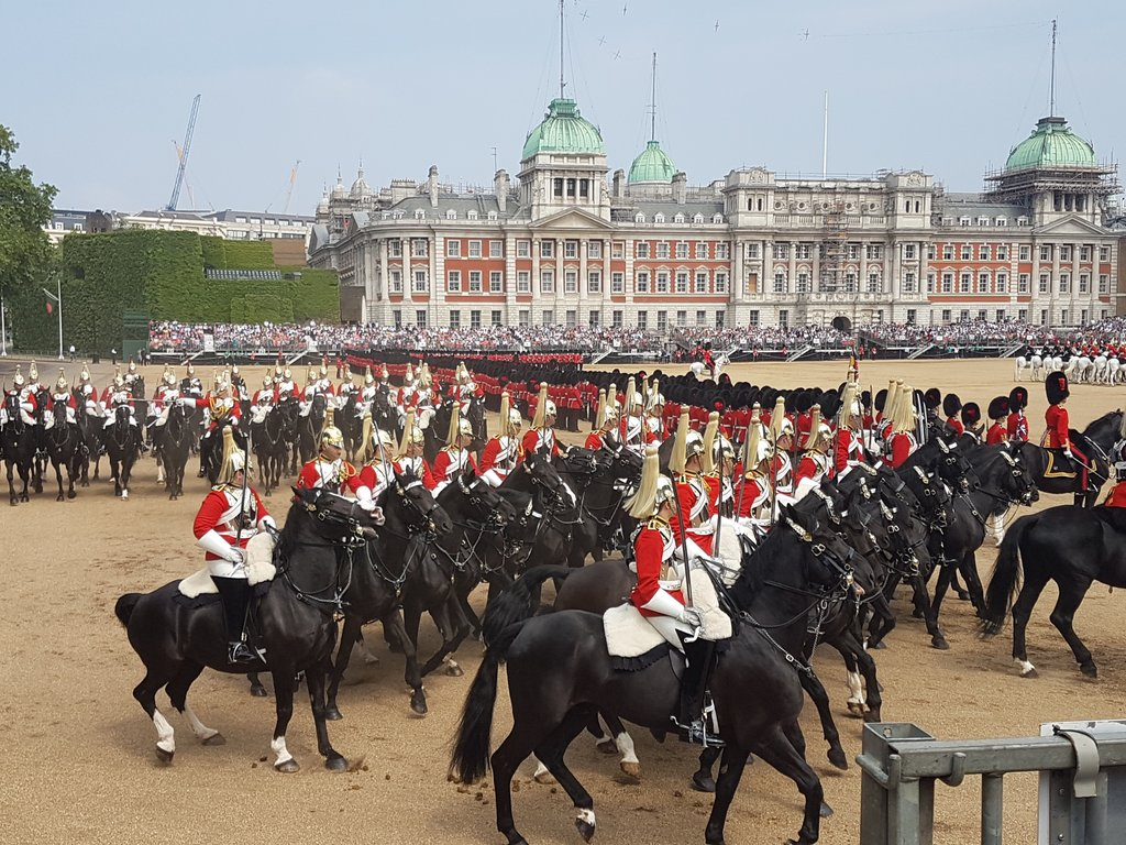 Trooping the Colour 201812