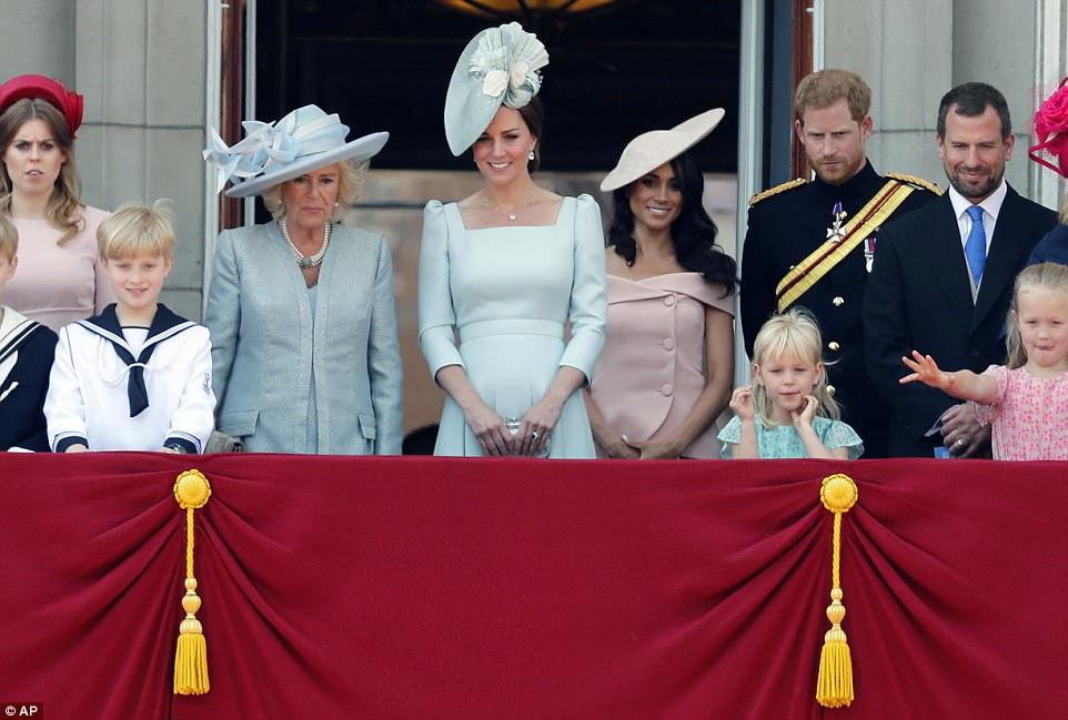 Trooping the Colour 20188